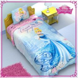 Комплект детского постельного белья «Принцесса» (поплин)