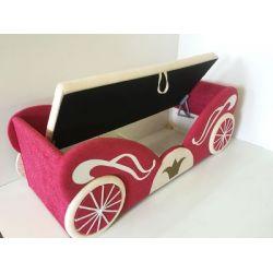 Детский диван-кровать «Карета» арт. 30002