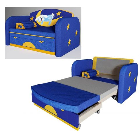 Детский диван «Зайка»