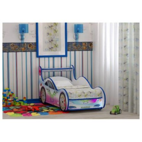 Кровать-машина «Форсаж 2»