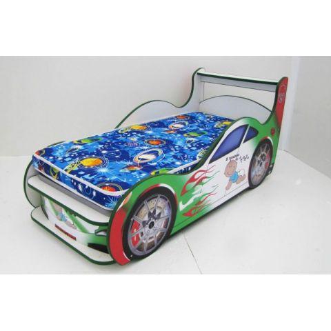 Кровать-машина «Карапуз»