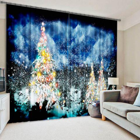 Фотошторы «Сказка на Рождество»