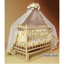 """Детская кроватка """"Фанки Литл"""" с поперечным маятником. Полный комплект"""