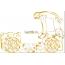 Цвет: Белый с золотом 3