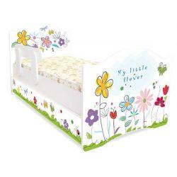 Кровать детская «Цветочные сны»