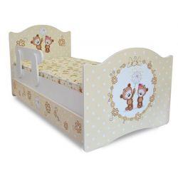 Кровать детская «Мишки»