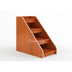 Лестница угловая ЛУ-02 (для кроватей «Легенда» 2,12)