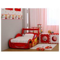 Кровать-машина «Молния с ящиком»