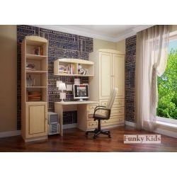 Модульная мебель «Фанки Крем», композиция 1