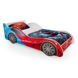 Кровать-машина «Спайдермен»