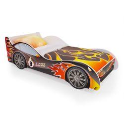 Кровать-машина «Пламя»