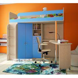 Кровать-чердак «Фанки Соло 2»