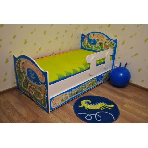 Размер - 170x90x90 см, спальное место - 160x80 см, допустимая нагрузка на спальное место - 150 кг. Материал - ЛДСП, 16 мм (класс Е1). Ортопедическое основание (деревянные ламели).