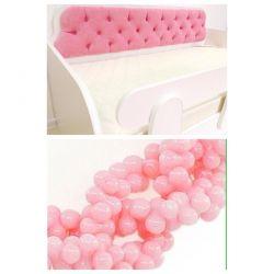 Тахта детская «Розовый коралл»