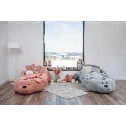 Мягкая кровать «Romack Sonya Junior», 5 цветов